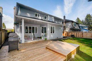 "Photo 37: 11986 COTTONWOOD Avenue in Delta: Sunshine Hills Woods House for sale in ""SUNSHINE HILLS/WOODS"" (N. Delta)  : MLS®# R2561955"