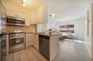 """Photo 2: 611 1189 HOWE Street in Vancouver: Downtown VW Condo for sale in """"GENESIS"""" (Vancouver West)  : MLS®# R2581550"""