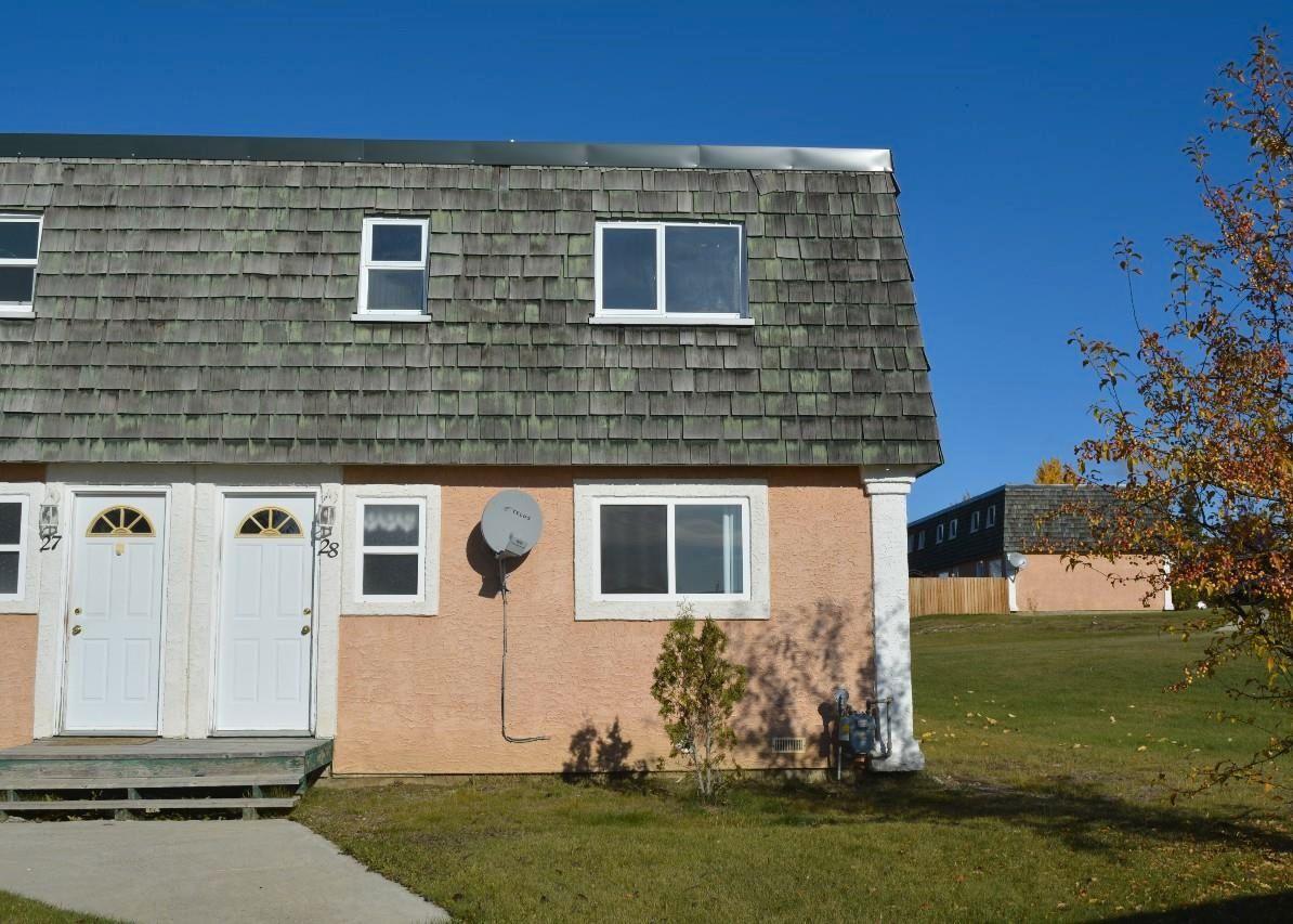 "Main Photo: 28 11 SELWYN Drive in Mackenzie: Mackenzie -Town Townhouse for sale in ""PEACH TREE"" (Mackenzie (Zone 69))  : MLS®# R2622685"
