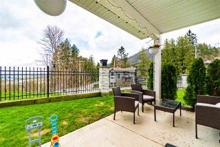 """Photo 35: 11 5797 PROMONTORY Road in Chilliwack: Promontory Townhouse for sale in """"Thorton Terrace"""" (Sardis)  : MLS®# R2554976"""