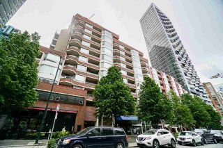 """Photo 1: 507 1330 HORNBY Street in Vancouver: Downtown VW Condo for sale in """"Hornby Court"""" (Vancouver West)  : MLS®# R2588080"""