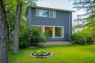 Photo 1: 534 Oakenwald Avenue in Winnipeg: Wildwood House for sale (1J)  : MLS®# 1918942