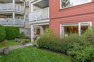 "Photo 23: 115 4723 DAWSON Street in Burnaby: Brentwood Park Condo for sale in ""COLLAGE"" (Burnaby North)  : MLS®# R2212643"