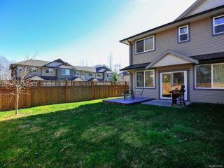 Photo 34: 12 2112 CUMBERLAND ROAD in COURTENAY: CV Courtenay City Row/Townhouse for sale (Comox Valley)  : MLS®# 781680
