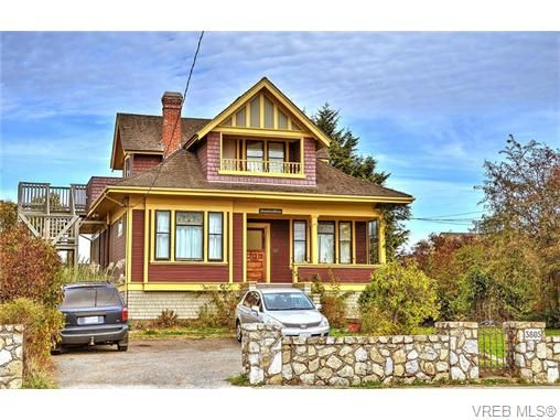 Main Photo: 3805 Carey Rd in VICTORIA: SW Tillicum House for sale (Saanich West)  : MLS®# 745427