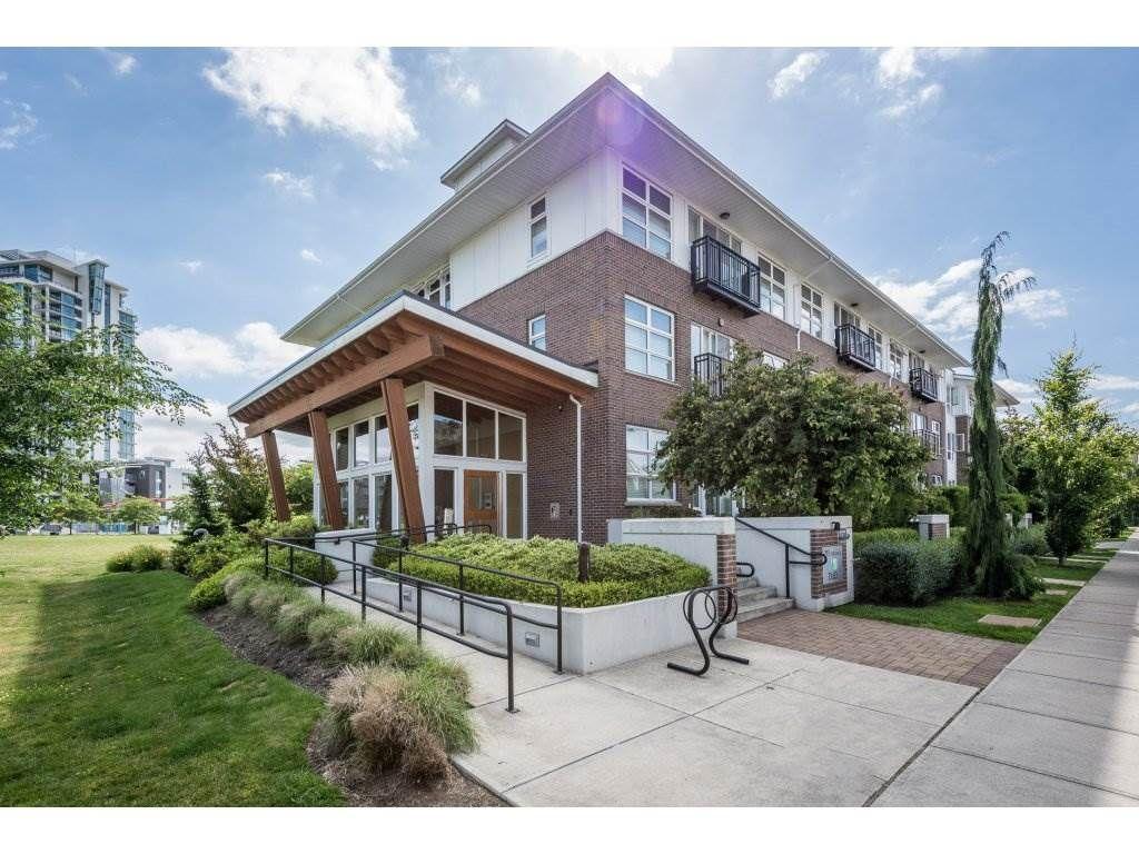Main Photo: 202 215 BROOKES STREET in : Queensborough Condo for sale : MLS®# R2180738