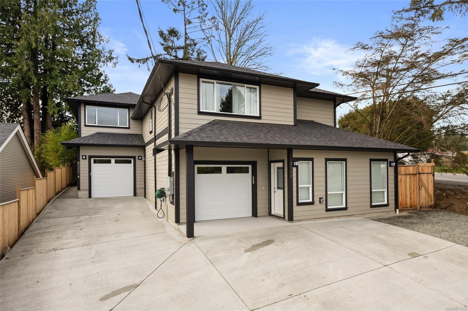 Main Photo: B 2052 Terrott St in : Sk Sooke Vill Core Half Duplex for sale (Sooke)  : MLS®# 871029