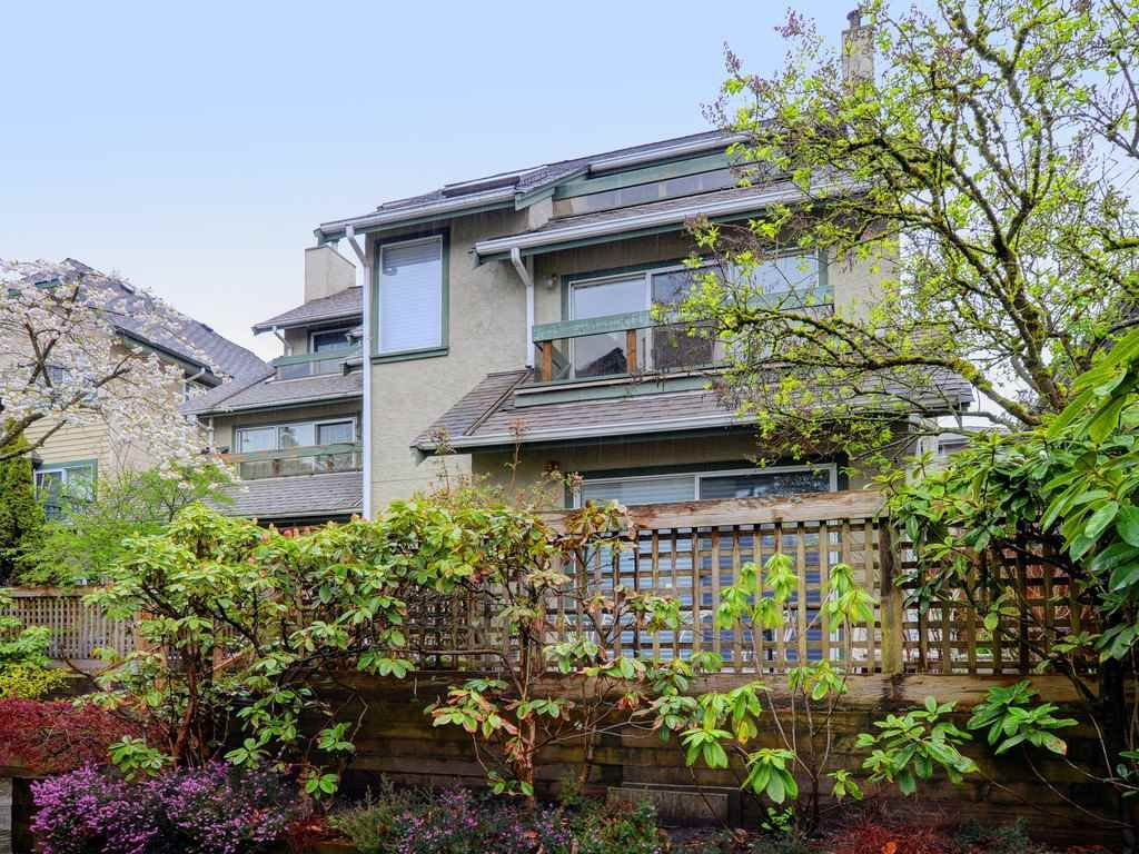 Main Photo: 2136 EASTERN Avenue in North Vancouver: Central Lonsdale Townhouse for sale : MLS®# R2359983