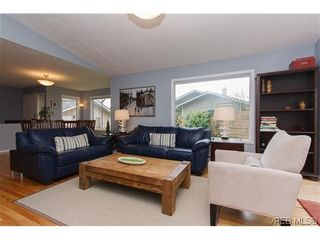 Photo 3: 1573 Craigiewood Crt in VICTORIA: SE Mt Doug House for sale (Saanich East)  : MLS®# 635713