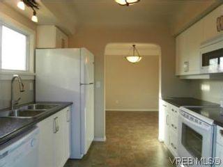 Photo 4: 1607 Chandler Ave in VICTORIA: Vi Fairfield East Half Duplex for sale (Victoria)  : MLS®# 504379