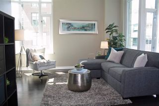 "Photo 2: 509 1633 ONTARIO Street in Vancouver: False Creek Condo for sale in ""KAYAK"" (Vancouver West)  : MLS®# R2158805"