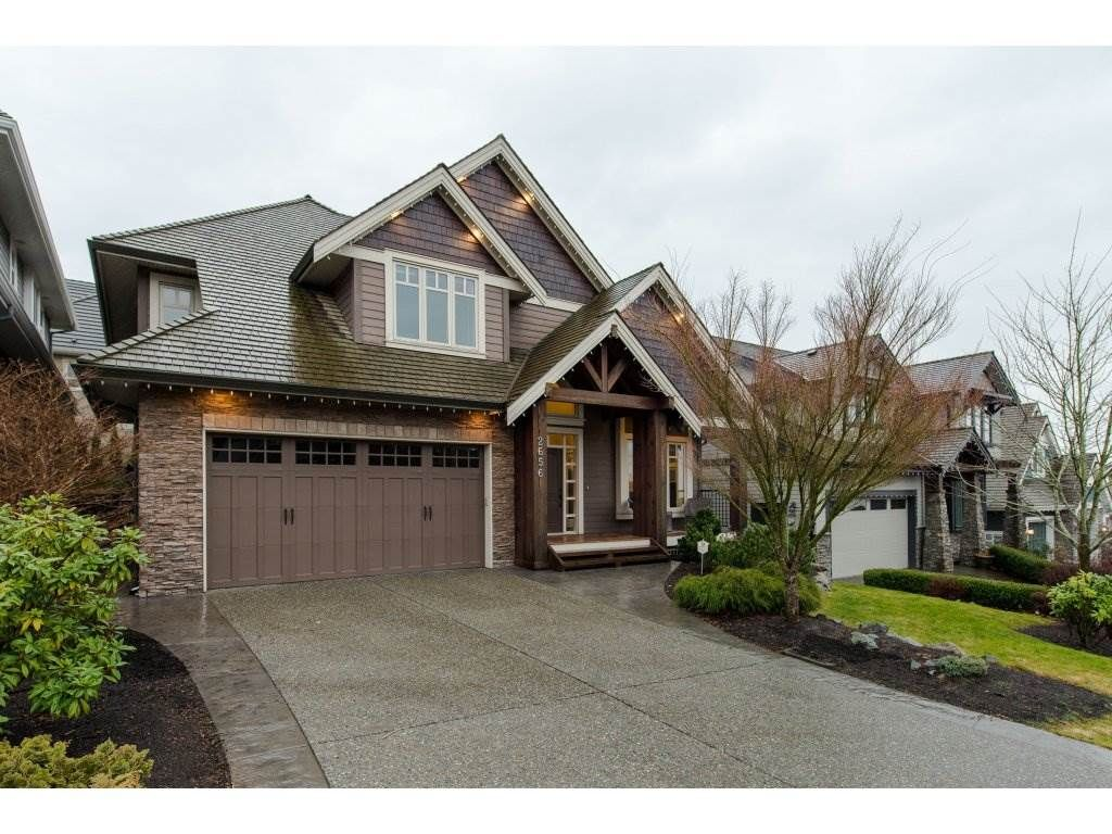 """Main Photo: 2656 LARKSPUR Court in Abbotsford: Abbotsford East House for sale in """"Eagle Mountain"""" : MLS®# R2329939"""
