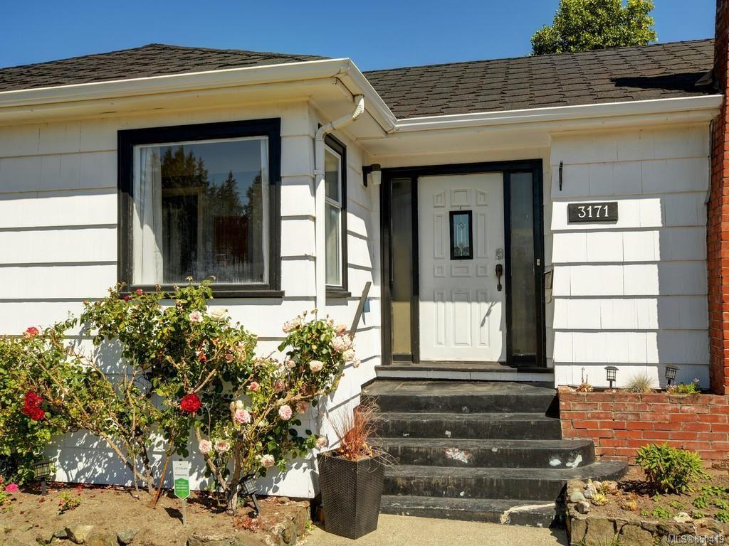 Main Photo: 3171 Carman St in Saanich: SE Camosun House for sale (Saanich East)  : MLS®# 850419