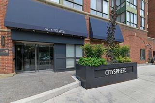 Photo 2: 1104 801 W King Street in Toronto: Niagara Condo for lease (Toronto C01)  : MLS®# C5314225