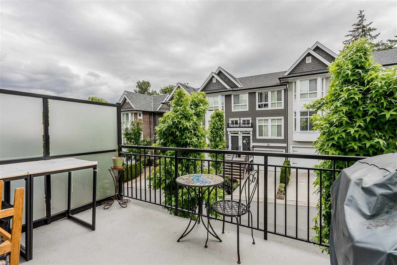 """Photo 27: Photos: 23 14433 60 Avenue in Surrey: Sullivan Station Townhouse for sale in """"BRIXTON"""" : MLS®# R2463220"""