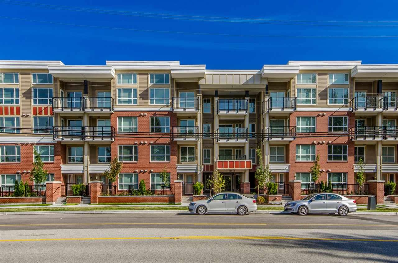 Main Photo: 205 10688 140 STREET in : Whalley Condo for sale : MLS®# R2314004
