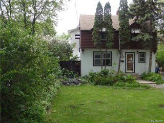 Photo 1: 11 Dunkirk Place in WINNIPEG: St Vital Residential for sale (South East Winnipeg)  : MLS®# 1522235