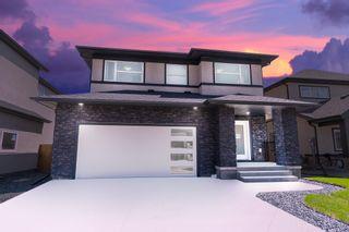 Photo 1: 212 Creekside Road in Winnipeg: Bridgwater Lakes Residential for sale (1R)  : MLS®# 202112826