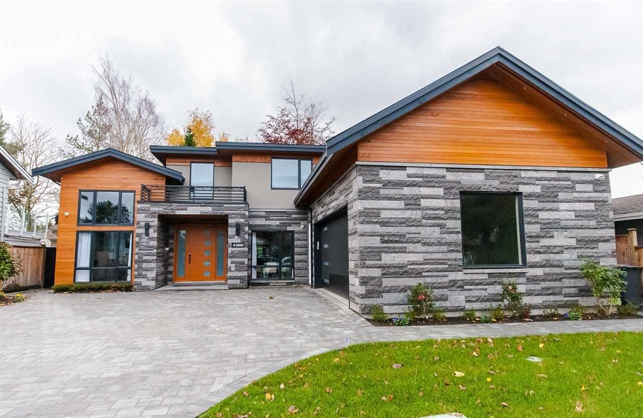 Main Photo: 4480 LANCELOT Drive in Richmond: Boyd Park House for sale : MLS®# R2223871