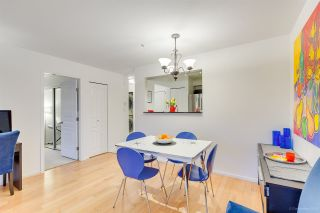 """Photo 2: 313 789 W 16TH Avenue in Vancouver: Fairview VW Condo for sale in """"SIXTEEN WILLOWS"""" (Vancouver West)  : MLS®# R2354520"""