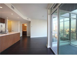 """Photo 7: # 3305 1372 SEYMOUR ST in Vancouver: Downtown VW Condo for sale in """"THE MARK"""" (Vancouver West)  : MLS®# V1042380"""