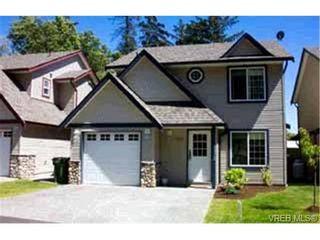 Photo 1: 106 1945 Maple Ave in SOOKE: Sk Sooke Vill Core House for sale (Sooke)  : MLS®# 316424