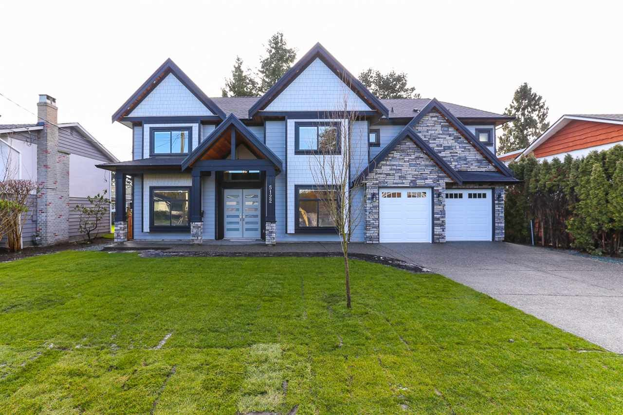 Photo 1: Photos: 5122 44 AVENUE in Delta: Ladner Elementary House for sale (Ladner)  : MLS®# R2024397