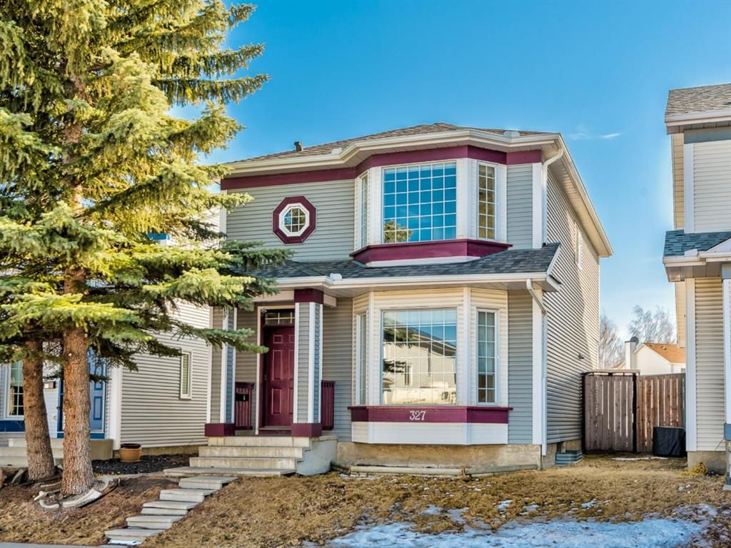 Main Photo: 327 River Rock Circle SE in Calgary: Riverbend Detached for sale : MLS®# A1089764