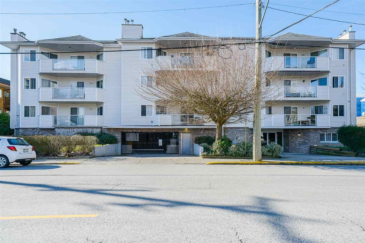"Main Photo: 103 11963 223 Street in Maple Ridge: West Central Condo for sale in ""The Dorchester"" : MLS®# R2541286"