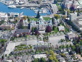 Photo 2: 412 530 Michigan St in : Vi Downtown Condo for sale (Victoria)  : MLS®# 860630