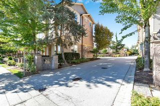 """Main Photo: 3 8633 159TH Street in Surrey: Fleetwood Tynehead Townhouse for sale in """"ROSE GARDEN"""" : MLS®# R2618697"""