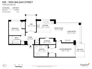 Photo 31: 503 5955 BALSAM Street in Vancouver: Kerrisdale Condo for sale (Vancouver West)  : MLS®# R2586976