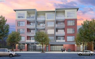 Photo 1: Sidney Condo For Sale New Listing: One Bedroom With East-facing Covered Balcony.