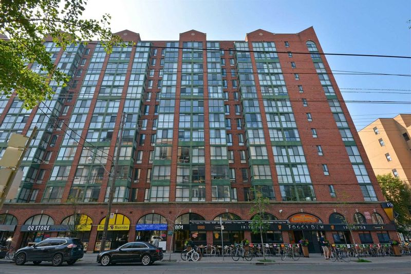 FEATURED LISTING: 1104 - 801 King Street West Toronto