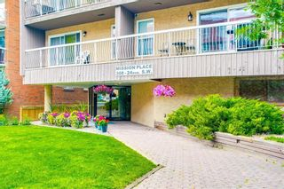 Photo 22: 101 308 24 Avenue SW in Calgary: Mission Apartment for sale : MLS®# C4208156