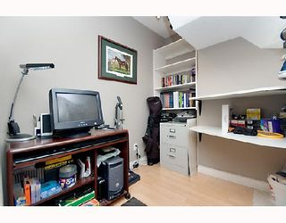 """Photo 8: 2203 1420 W GEORGIA Street in Vancouver: West End VW Condo for sale in """"THE GEORGE"""" (Vancouver West)  : MLS®# V688392"""