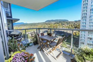 """Photo 1: 1108 651 NOOTKA Way in Port Moody: Port Moody Centre Condo for sale in """"SAHALEE"""" : MLS®# R2115064"""