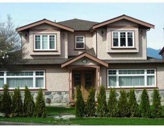Photo 1: 2259 W 33RD AV in Vancouver: Arbutus House for sale (Vancouver West)  : MLS®# V661439