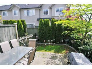 """Photo 9: # 55 1055 RIVERWOOD GT in Port Coquitlam: Riverwood Condo for sale in """"MOUNTAIN VIEW ESTATES"""" : MLS®# V888731"""