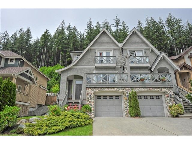 "Main Photo: 147 FERNWAY Drive in Port Moody: Heritage Woods PM 1/2 Duplex for sale in ""ECHO RIDGE"" : MLS®# V1070307"