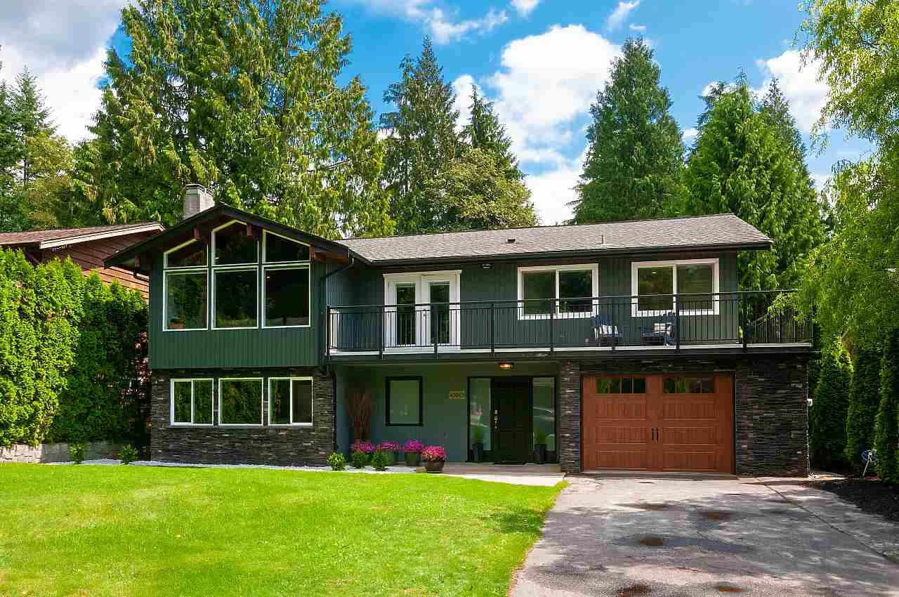 Photo 2: Photos: 4360 NOTTINGHAM ROAD in North Vancouver: Lynn Valley House for sale : MLS®# R2394443