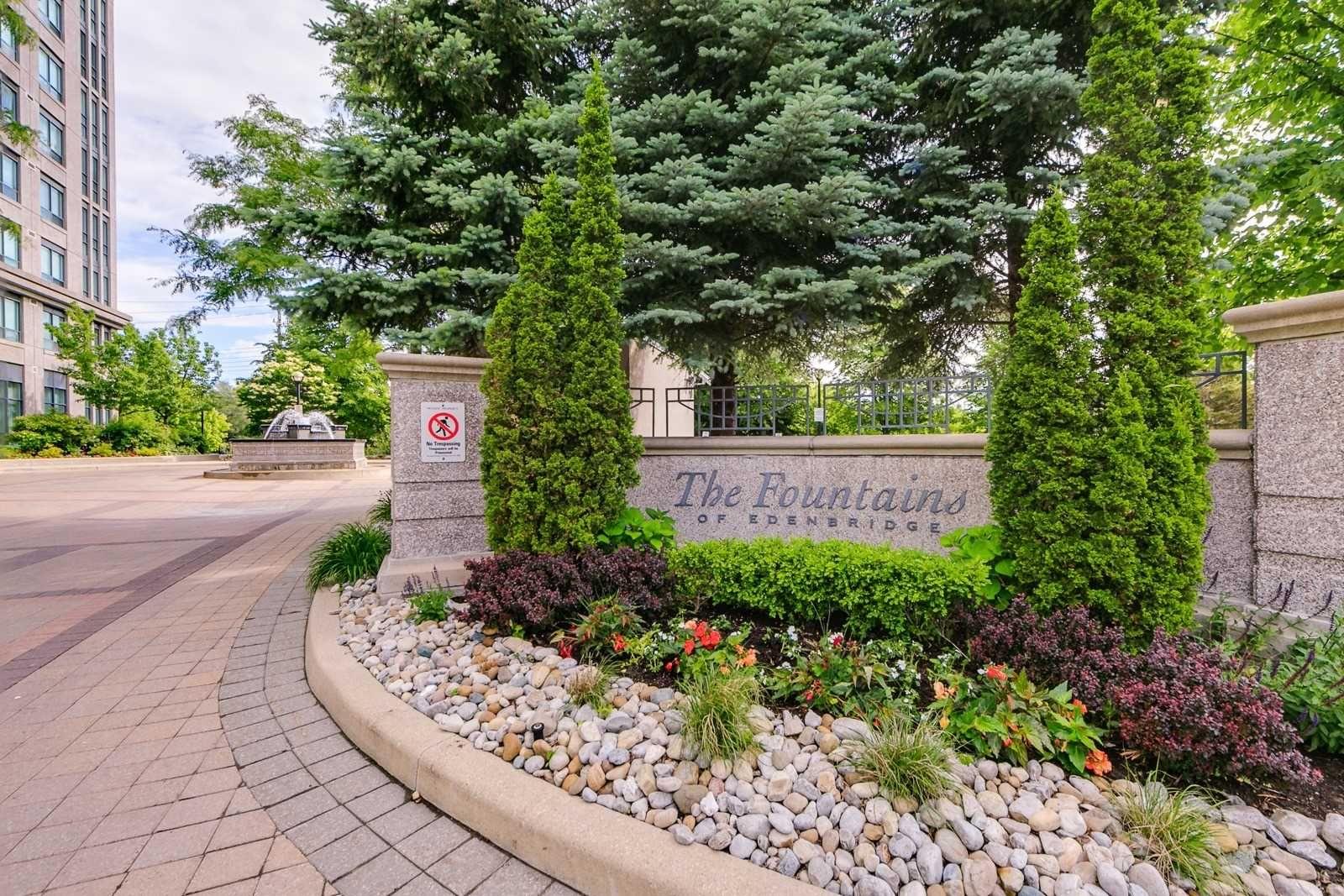 Main Photo: 1409 38 Fontenay Court in Toronto: Edenbridge-Humber Valley Condo for sale (Toronto W08)  : MLS®# W5272197