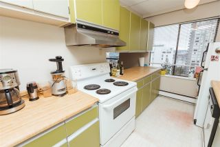 Photo 12: 607 1146 HARWOOD STREET in Vancouver: West End VW Condo for sale (Vancouver West)  : MLS®# R2143733