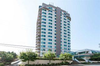 "Photo 1: 1404 32440 SIMON Avenue in Abbotsford: Abbotsford West Condo for sale in ""Trethewey Tower"" : MLS®# R2461982"