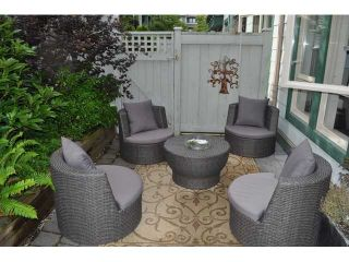 """Photo 15: 2575 EAST Mall in Vancouver: University VW Townhouse for sale in """"LOGAN LANE"""" (Vancouver West)  : MLS®# V839250"""