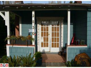 "Photo 2: 2830 GORDON Avenue in Surrey: Crescent Bch Ocean Pk. House for sale in ""CRESCENT BEACH"" (South Surrey White Rock)  : MLS®# F1206545"