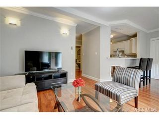 Photo 4: C 142 St. Lawrence St in VICTORIA: Vi James Bay Row/Townhouse for sale (Victoria)  : MLS®# 738005