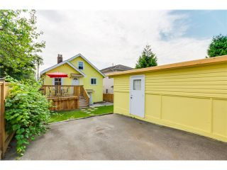 """Photo 18: 5105 RUBY Street in Vancouver: Collingwood VE House for sale in """"Collingwood"""" (Vancouver East)  : MLS®# V1082069"""