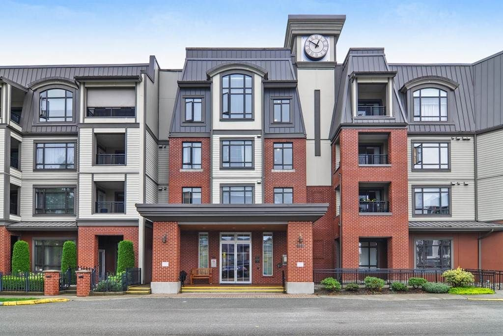 """Main Photo: 211 8880 202 Street in Langley: Walnut Grove Condo for sale in """"The Residence"""" : MLS®# R2444282"""