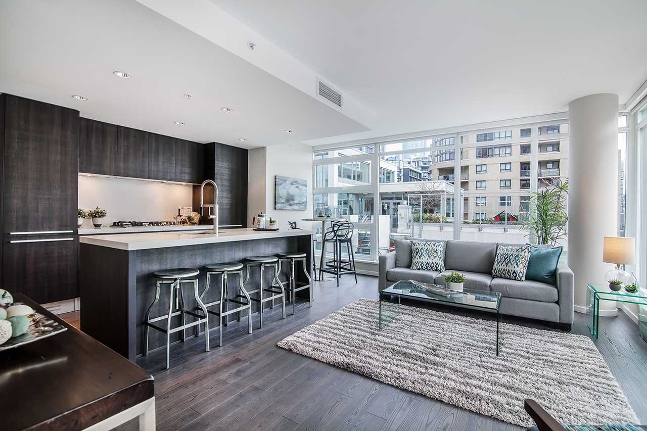 """Main Photo: 803 1351 CONTINENTAL Street in Vancouver: Downtown VW Condo for sale in """"MADDOX"""" (Vancouver West)  : MLS®# R2237232"""